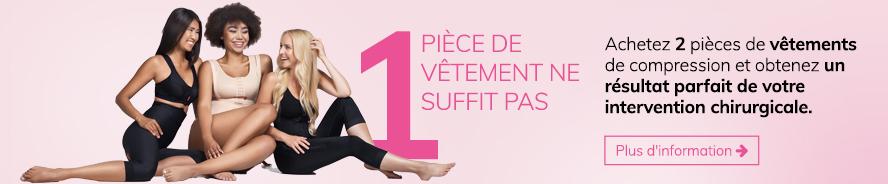 Pantalons de compréssion postopératoires - Banner